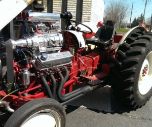 Agricultural Rodding 1