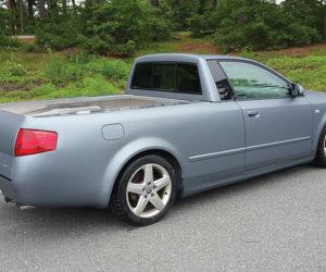 Audi Ute