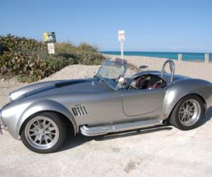 Backdraft Racing Cobra Build 1