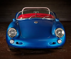 Blue Rock West 550 Spyder 1