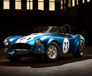 Bondurant Edition Fia Shelby Cobra Roadster