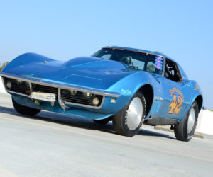 Bonneville Sundowner Corvette 1
