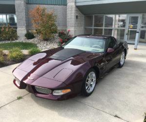 Dino Corvette