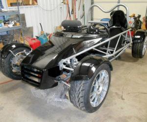 Dove Racing Bmw Powered Mev Atomic 1