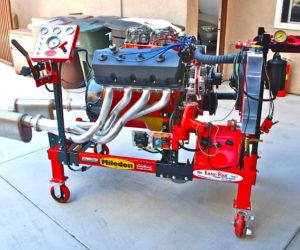 Easy Run Engine Test Run Stand 1