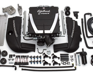 Edelbrock Supercharger Systems 1