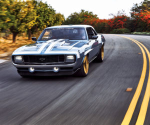 G Code Camaro A9