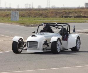 Gbs Zero Track Car 1
