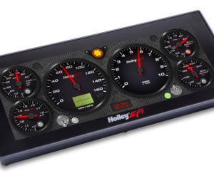 Holley Pro Dash