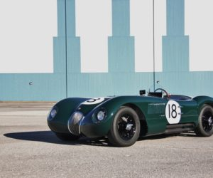 Jaguar 18 C Type 1