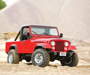 Jeep Scrambler A2
