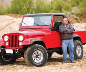 Jeep Scrambler D9