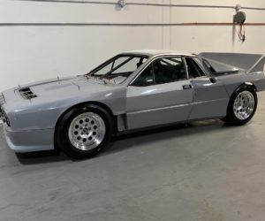 Lancia 037 Tribute