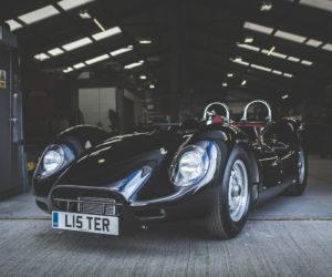 Lister Jaguar 36