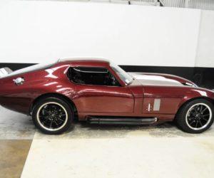 Maroon Daytona 13