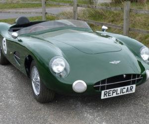 Miata Based Aston Martin Replica 1