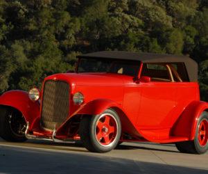Paul Newman 1932 Ford Phaeton Rod 1