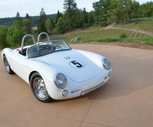 Seduction Motorsports Porsche 550 Replica 1