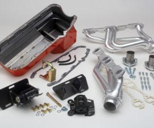Trans Dapt V8 Swap In A Box Kit