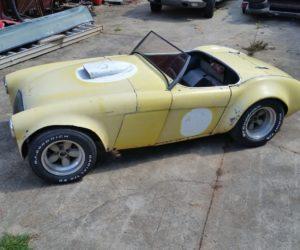V8 Austin Healey 11
