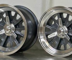 Vintage Wheels 2