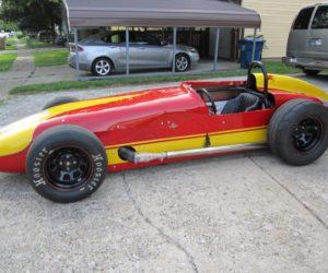 Watson Indy Car2