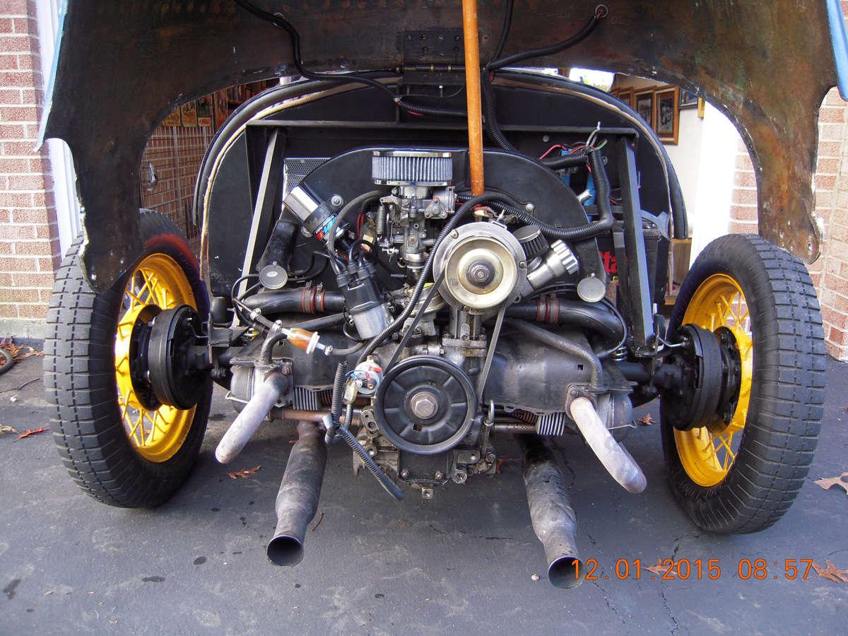 Bugatti Replica | ReinCarNation Magazine