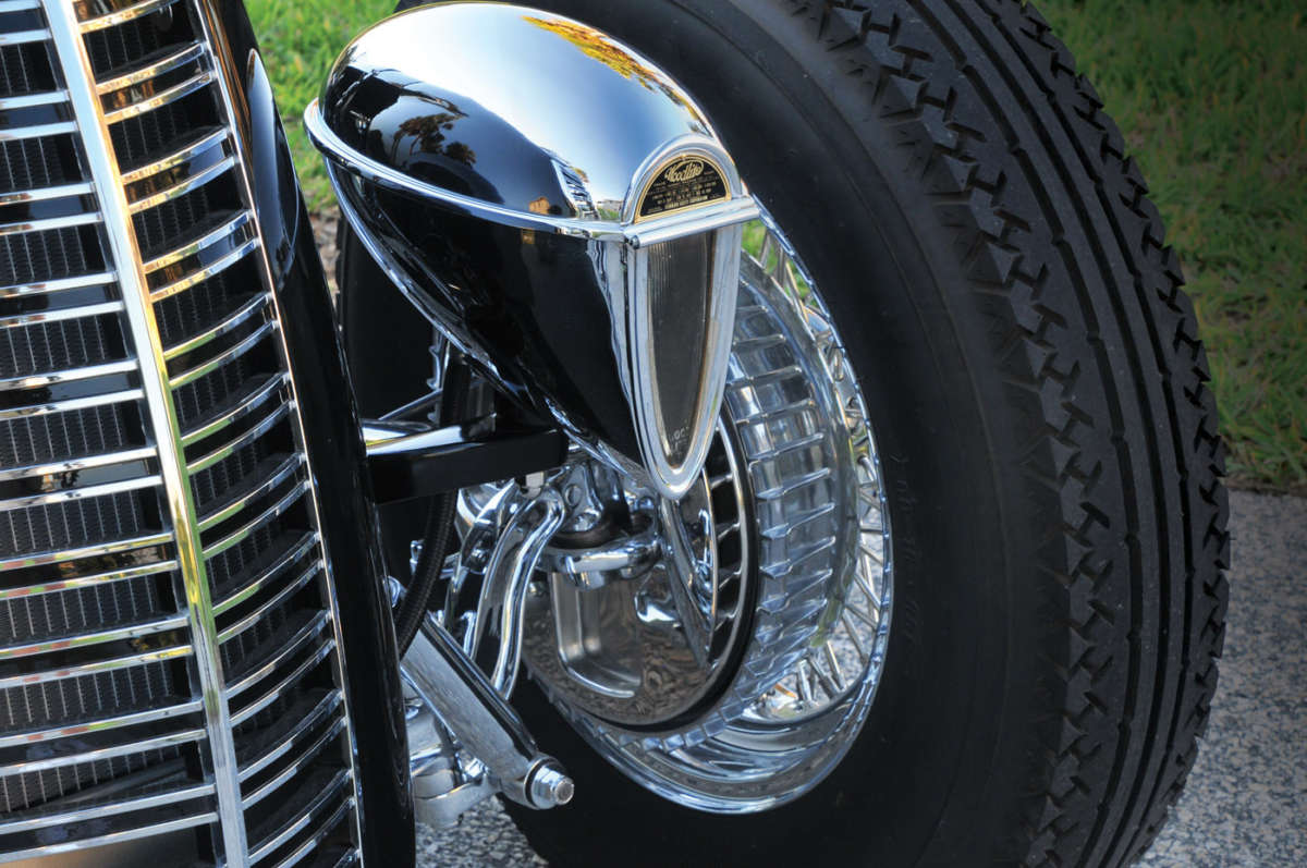 Custom straight Packard boattail speedster | ReinCarNation