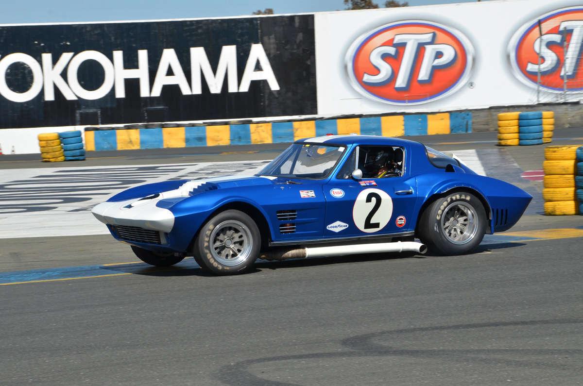 '63 Corvette Grand Sport is 1 of 5 original…   ReinCarNation Magazine