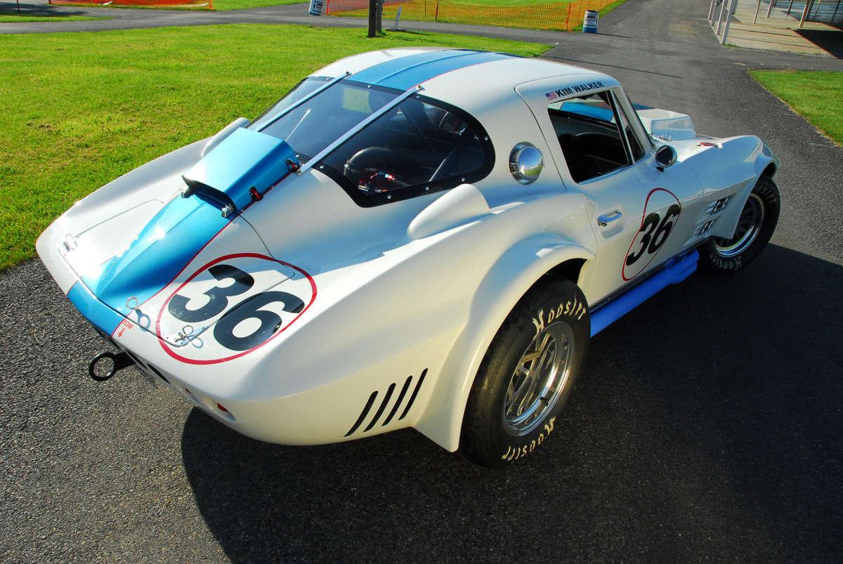 63 Corvette Grand Sport Replica Hand Built
