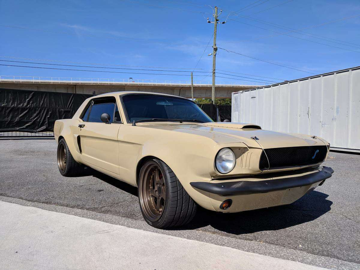 Fast Ford muscle cars for sale on Craigslist
