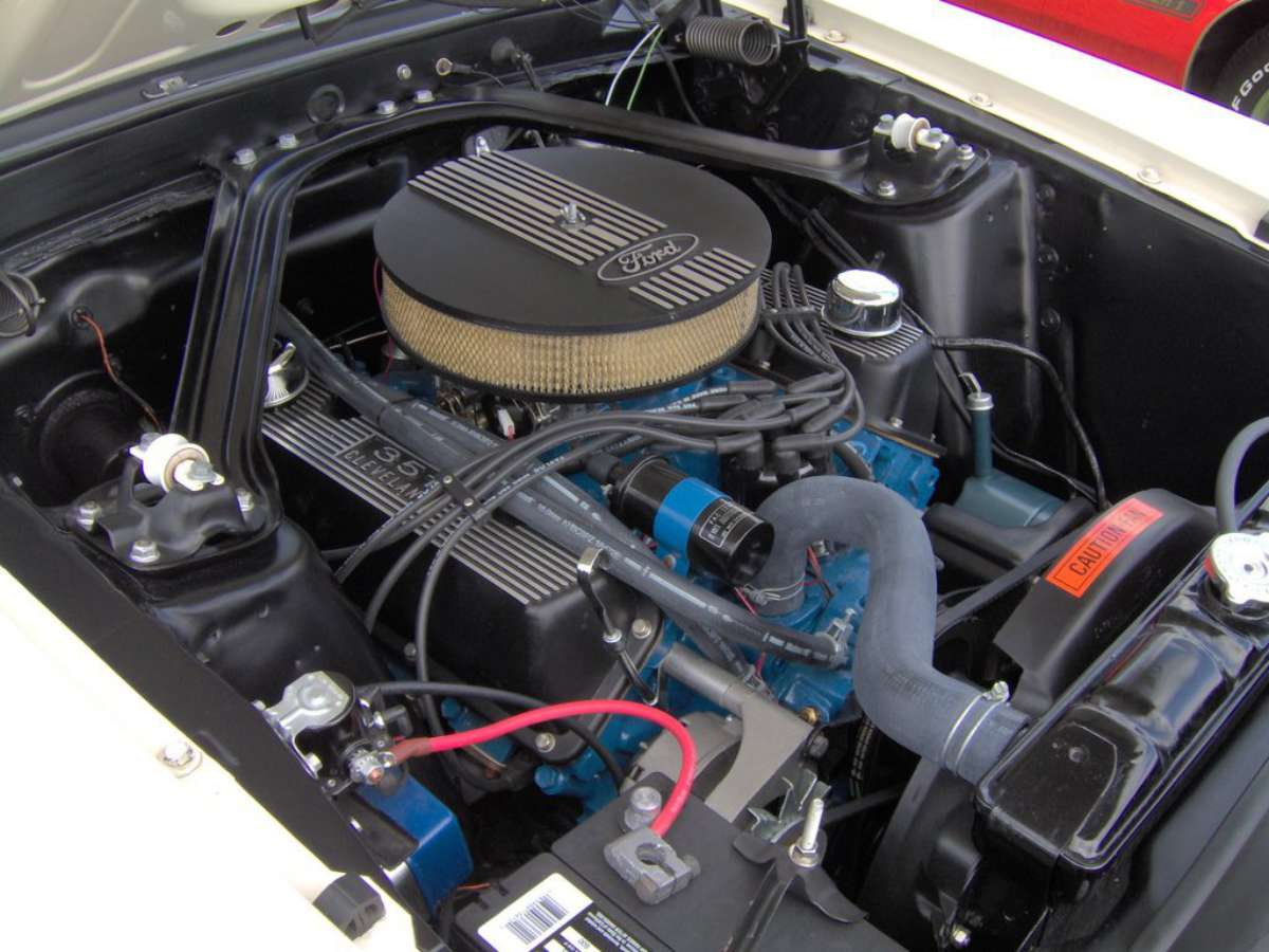 Straightening Out Ford's 351 ci Engines | ReinCarNation ...