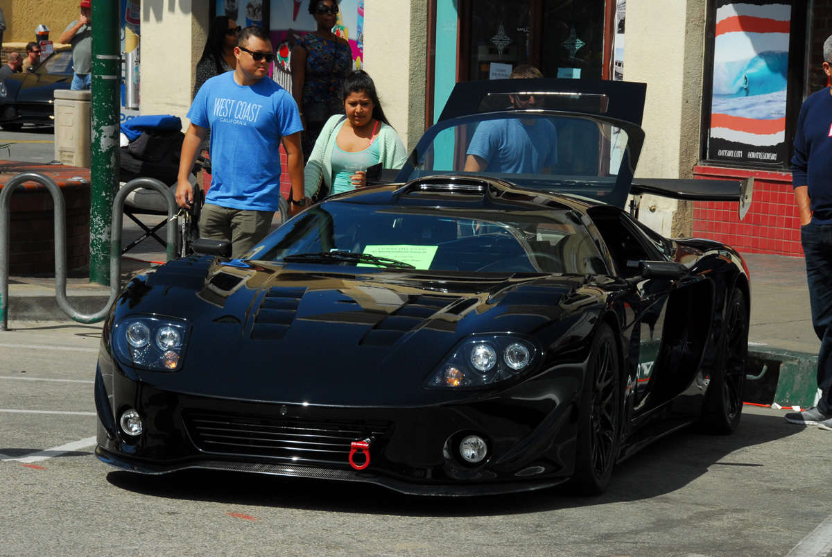 Factory Fives Makes The Scene In ReinCarNation Magazine - Car show huntington beach