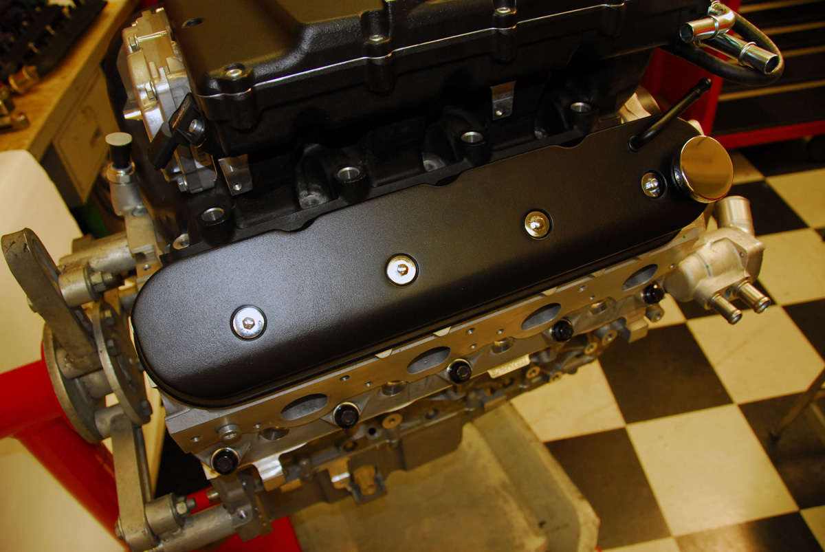 Edelbrock Blown-and-Stroked LS3 | ReinCarNation Magazine