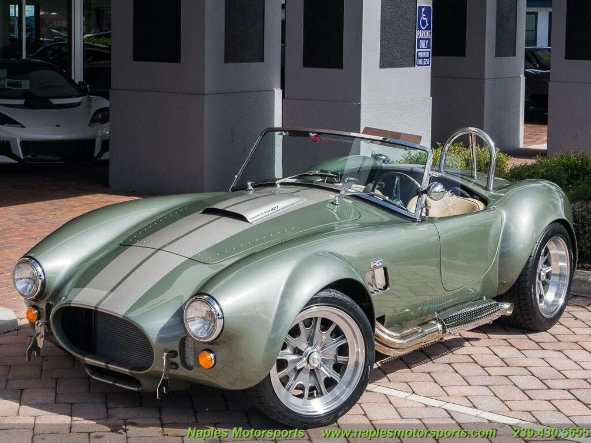 Backdraft RT3 Roadster for sale | ReinCarNation Magazine