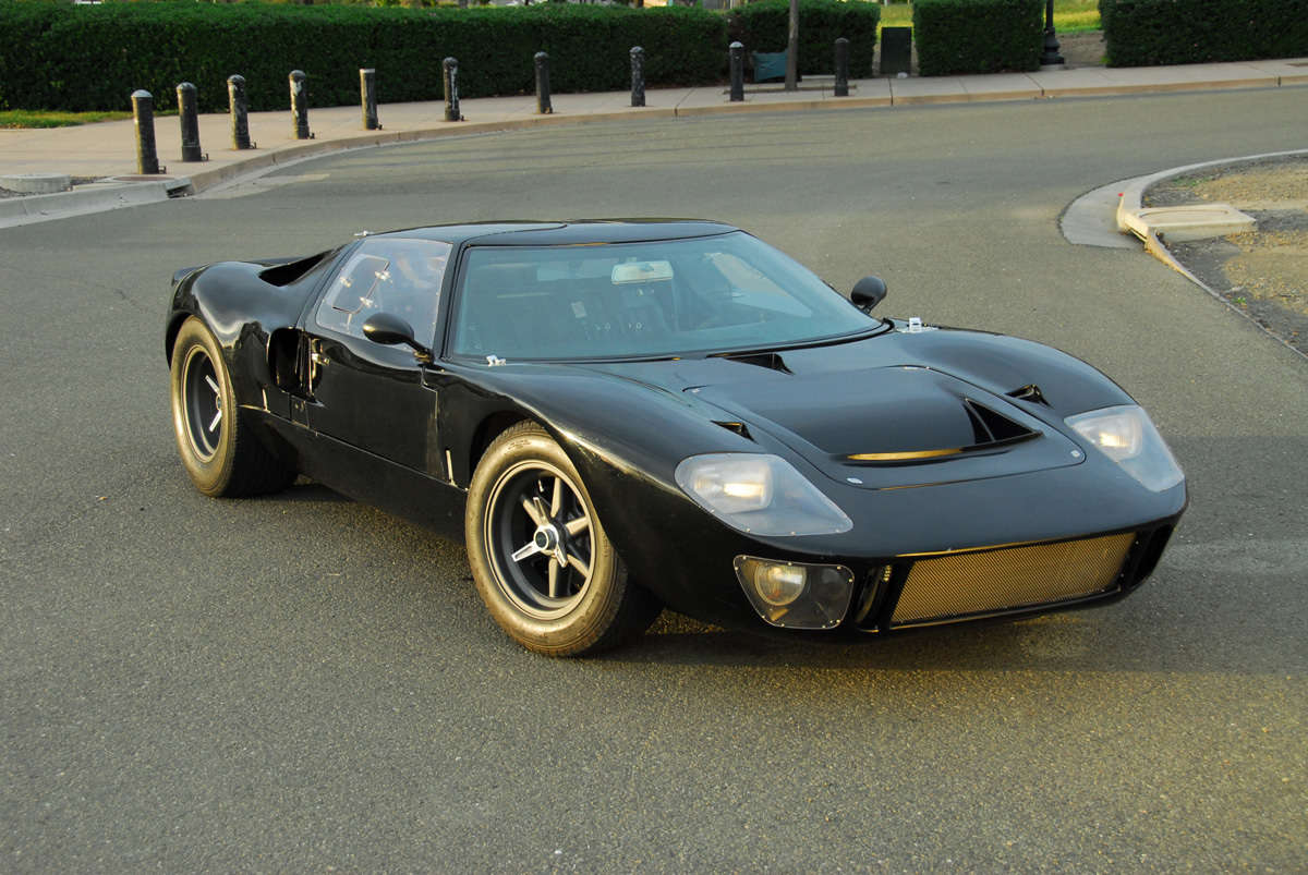 Completing A Gt40 Reincarnation Magazine