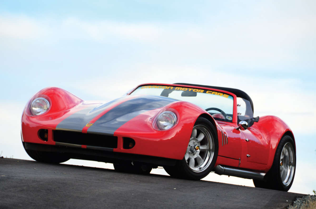 C4 Corvette-based Dragon Roadster | ReinCarNation Magazine