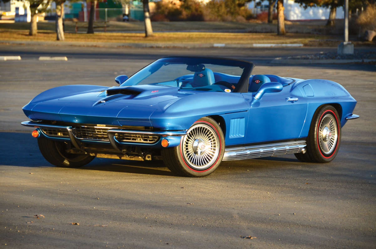 crc corvette re body reincarnation magazine