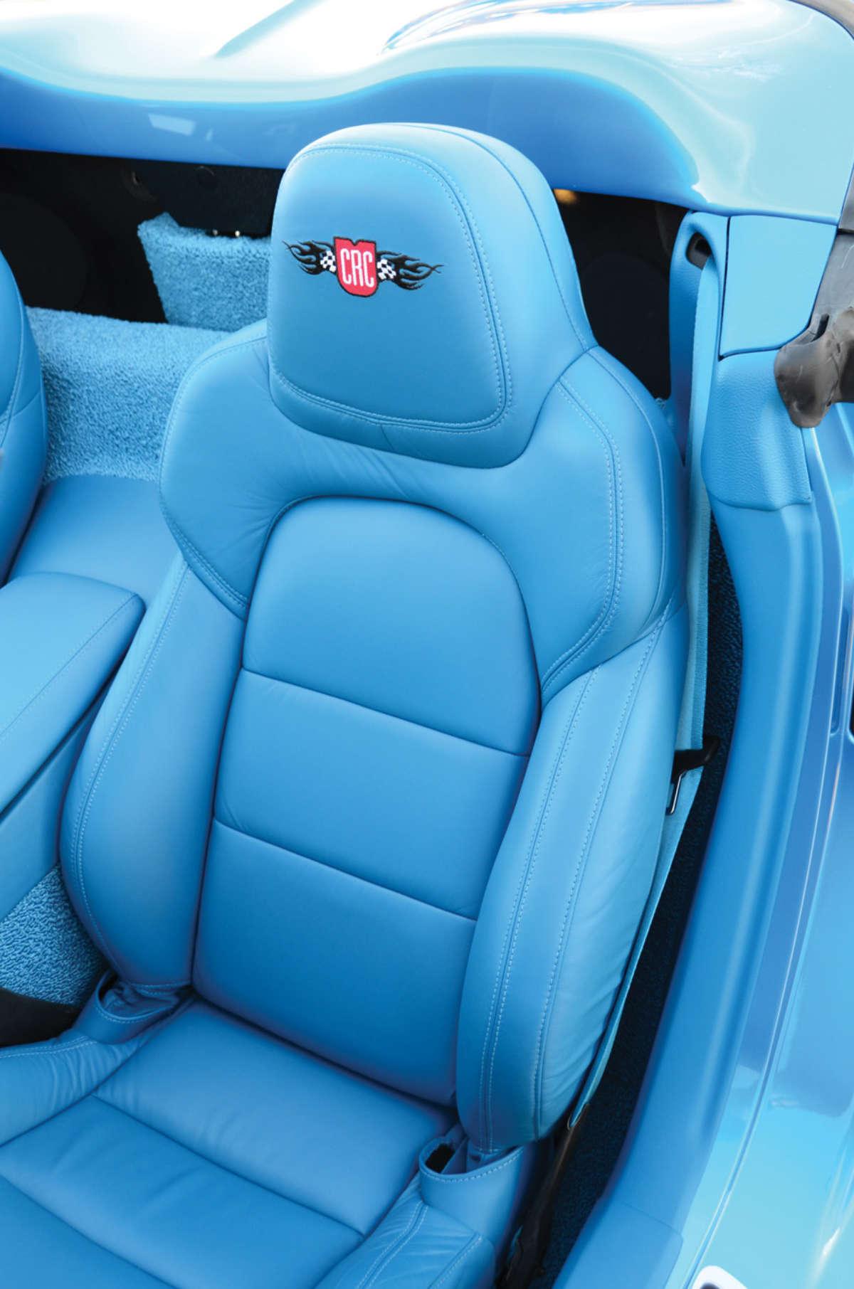 CRC Corvette Re-body | ReinCarNation Magazine