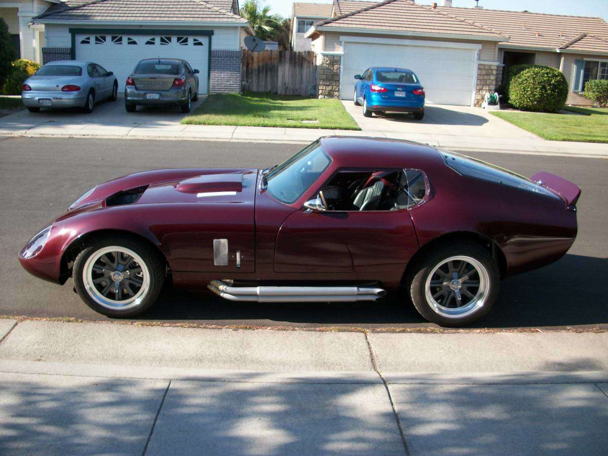 We rank six Daytona Coupe replicas for sale… | ReinCarNation Magazine