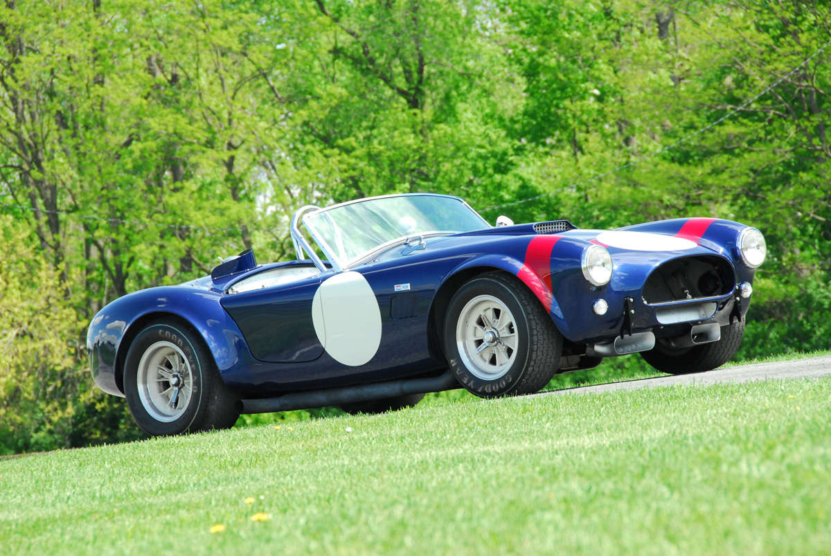 ... ERA 289 FIA USRRC 1 shelby cobra race car csx2323 replicated by 3  companies Wiring Harness