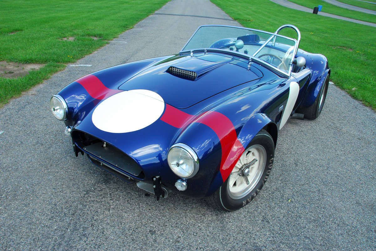 ERA 289 FIA USRRC 2 shelby cobra race car csx2323 replicated by 3 companies  Wiring Harness