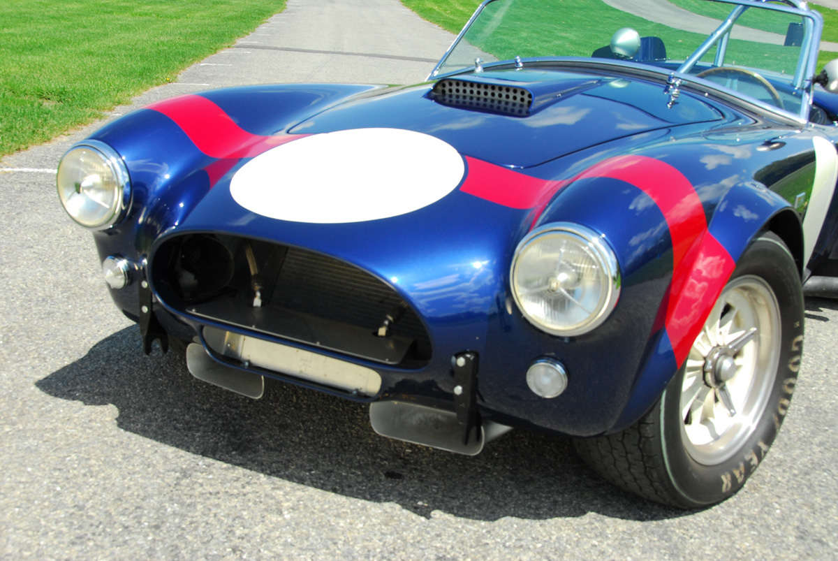 ... ERA 289 FIA USRRC 4 shelby cobra race car csx2323 replicated by 3  companies Wiring Harness