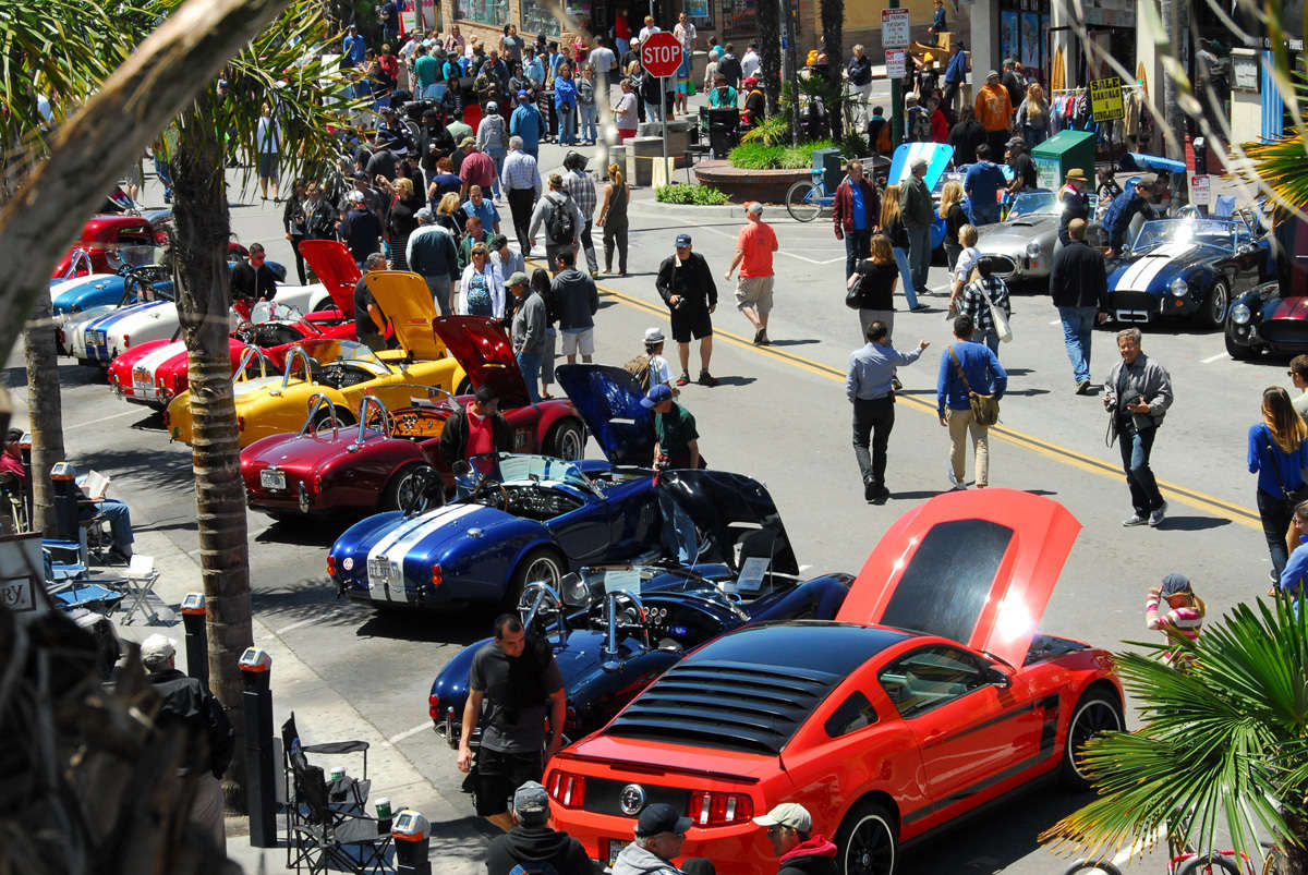 Factory Five Socal Show | ReinCarNation Magazine
