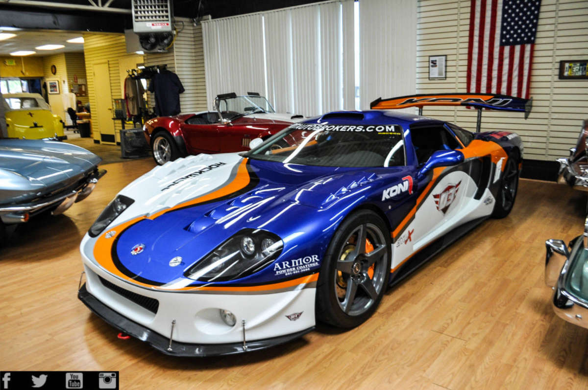 Factory Five GTM for sale on eBay | ReinCarNation Magazine