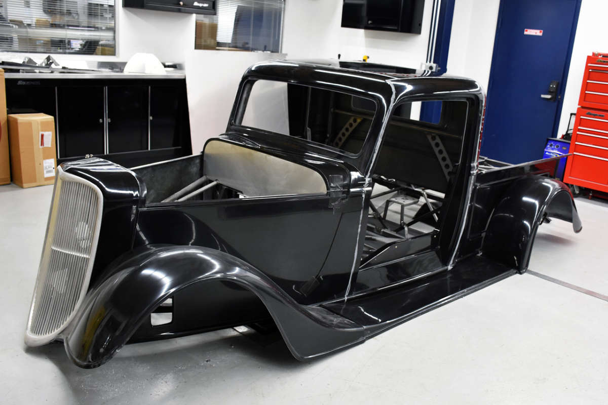 Ford Shelby Truck >> FFR adds fenders, a hood and a full cage to… | ReinCarNation Magazine