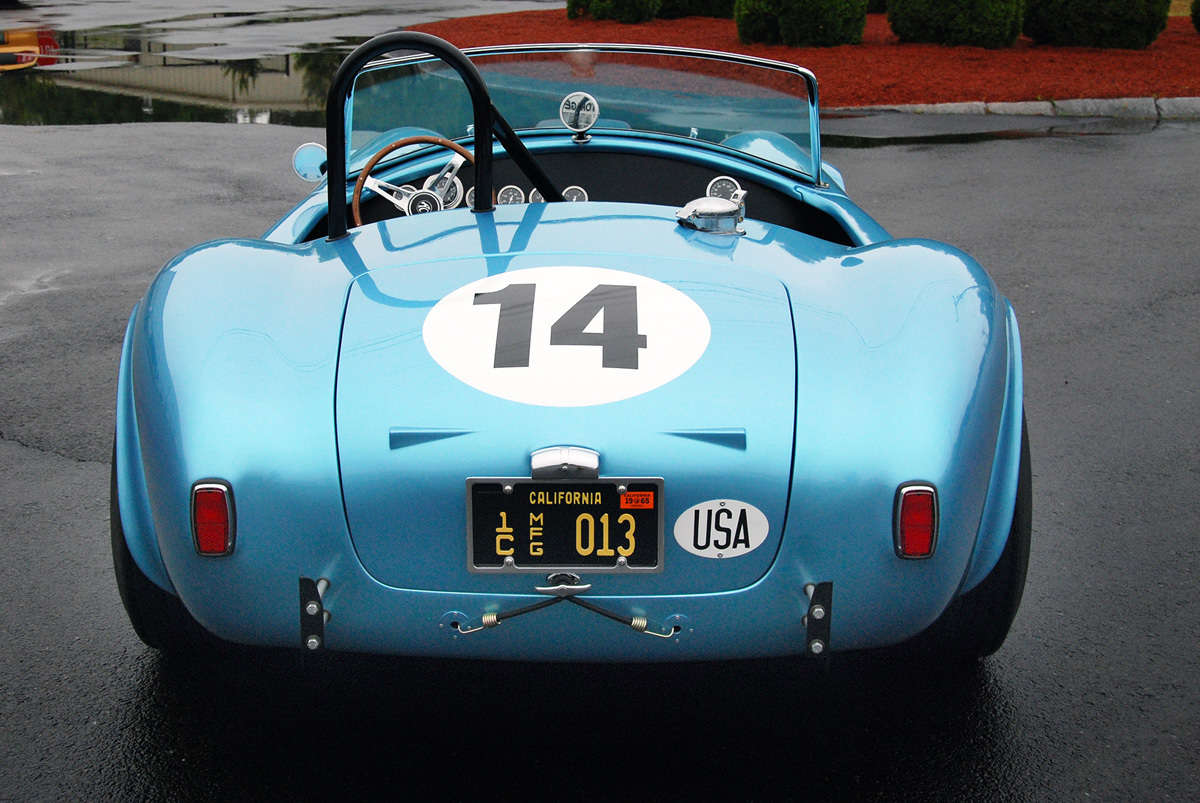 Shelby Cobra Race Car Csx2323 Replicated By 3 Reincarnation Magazine Factory Five Wiring Diagram 289 Fia 11