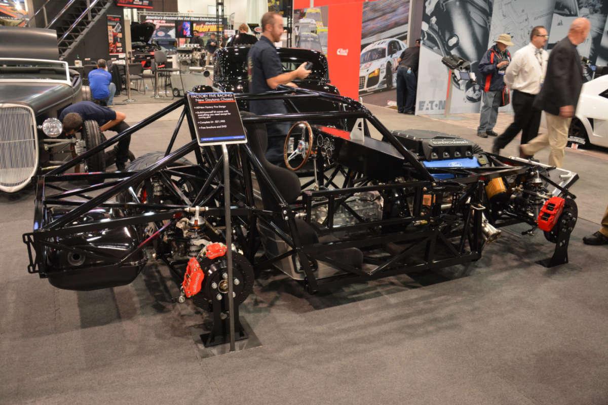 New Factory Five Daytona Coupe   ReinCarNation Magazine