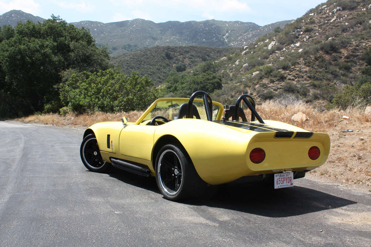 Factory Five Spyder Gt Reincarnation Magazine