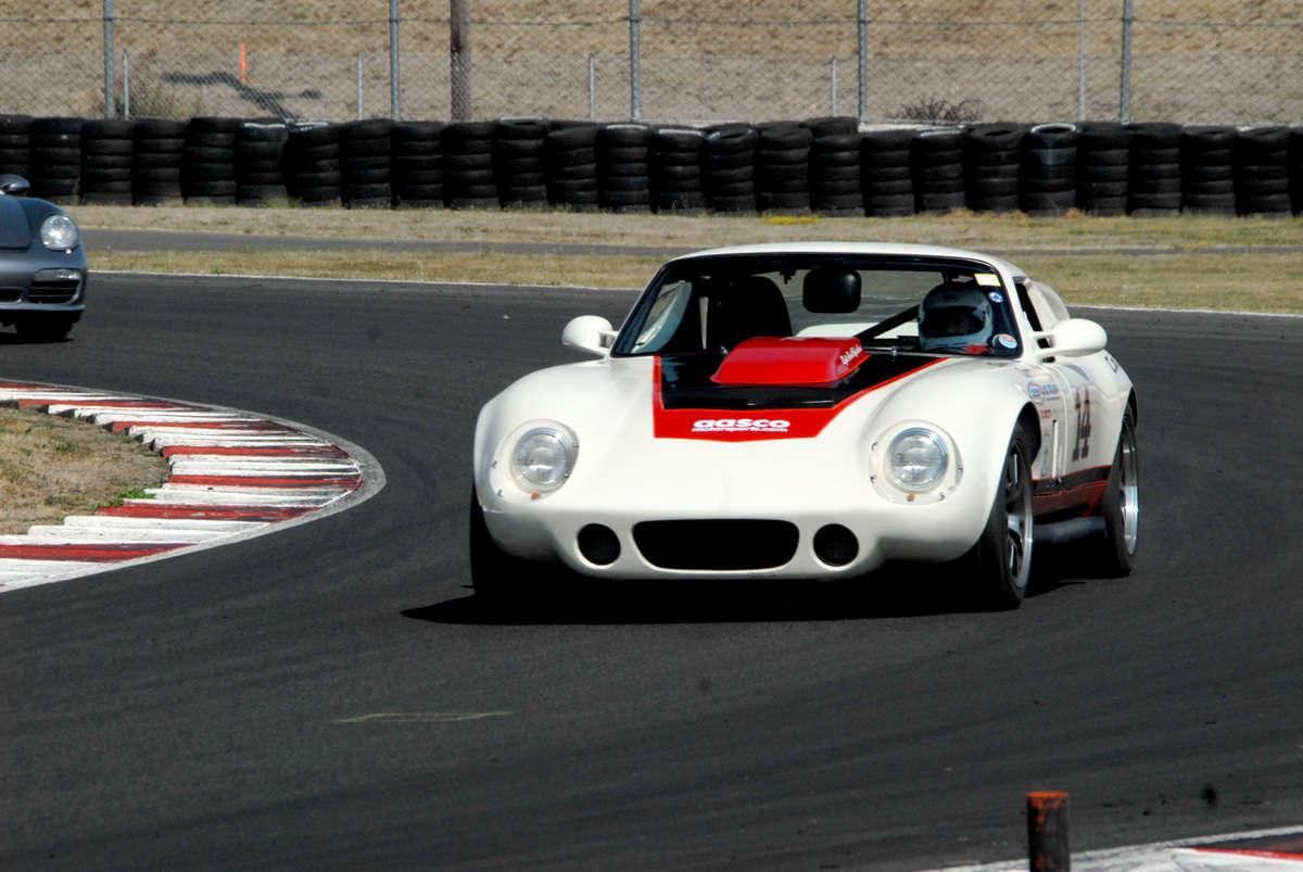 Factory Five Type 65 Coupe Reincarnation Magazine